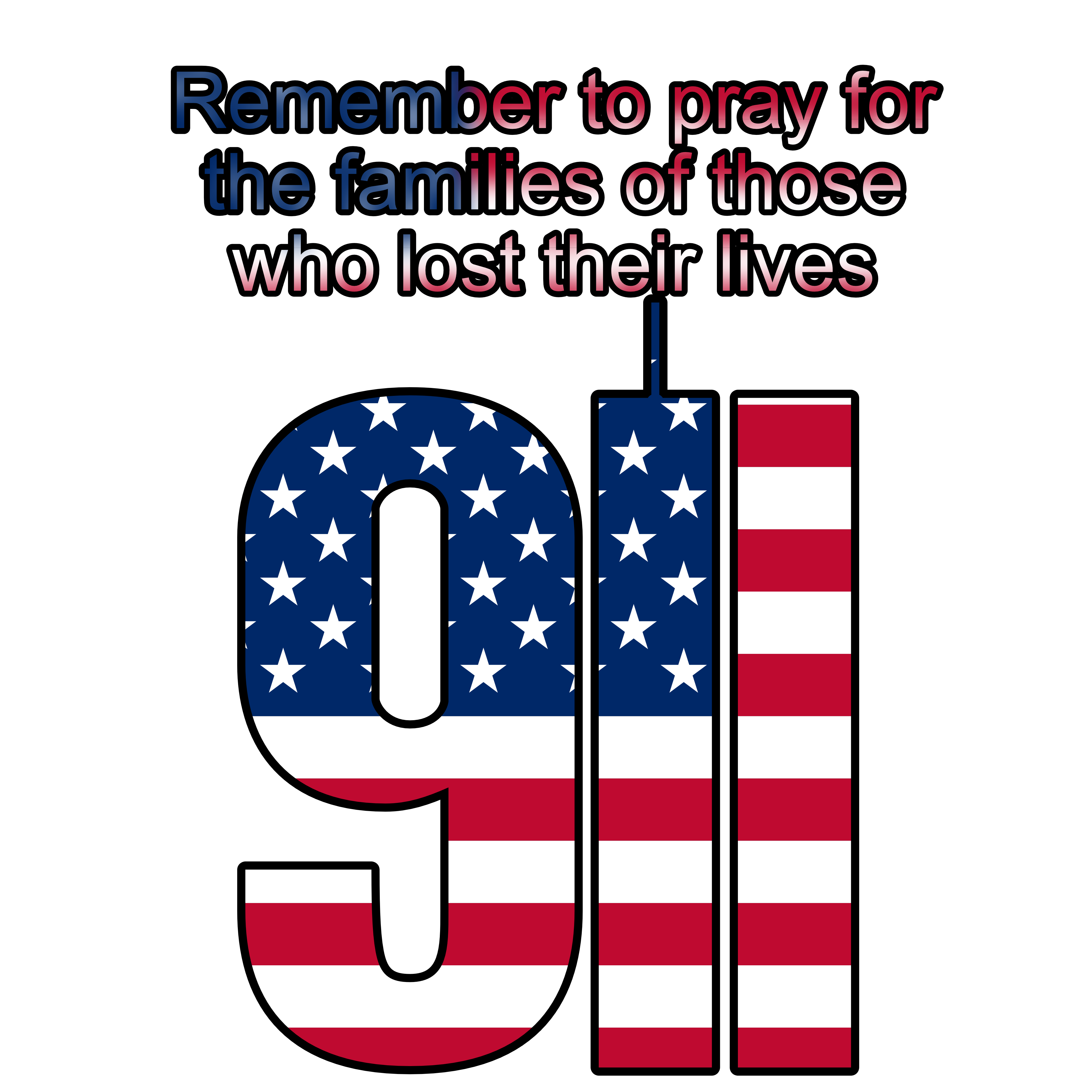 9/11 prayer for the families who lost love ones