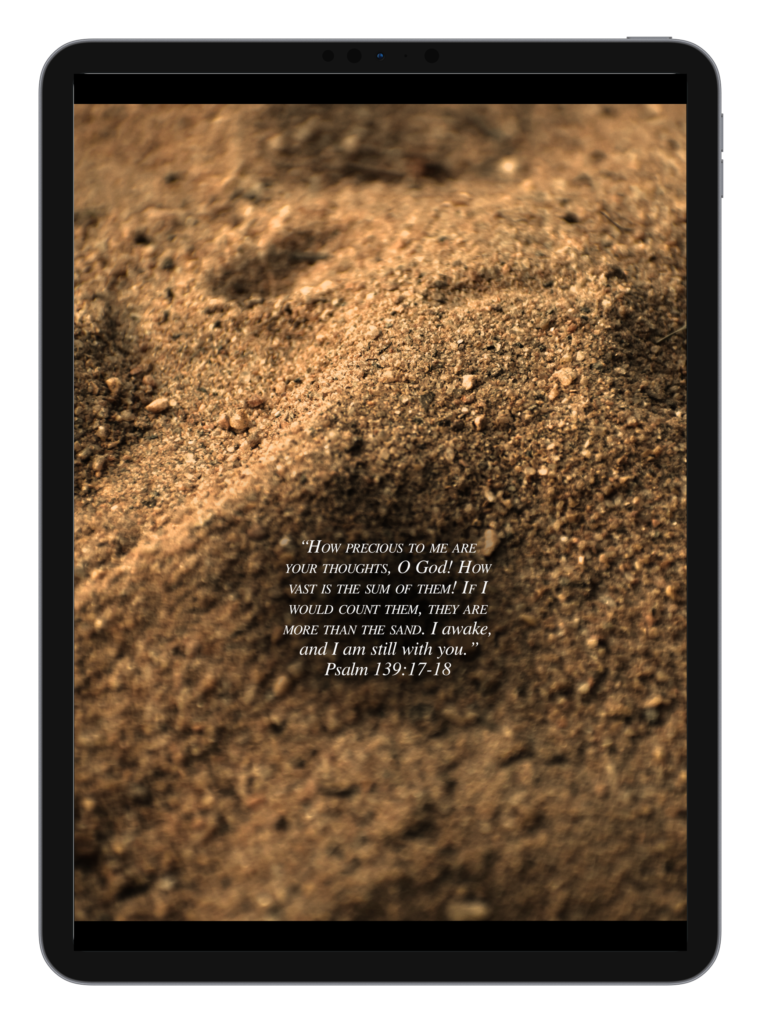 Psalms 139 17 18 by Biblical Wallpapers